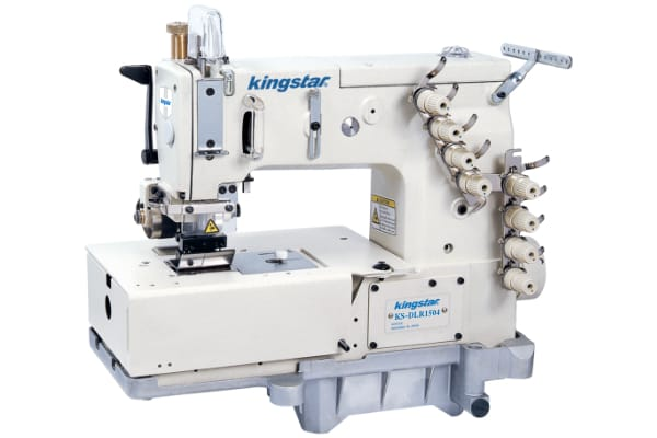 Chainstitch KS-DLR1504PMD Four needle