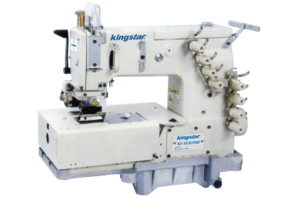 Chainstitch KS-DLR1508P Four needle,double