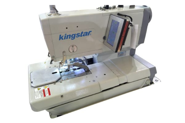 Fixed cycle KS-581 Buttonhole machine