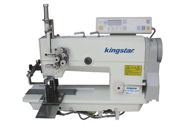 Locksticth LT2-B8480-380 Twin needle feed welting machine