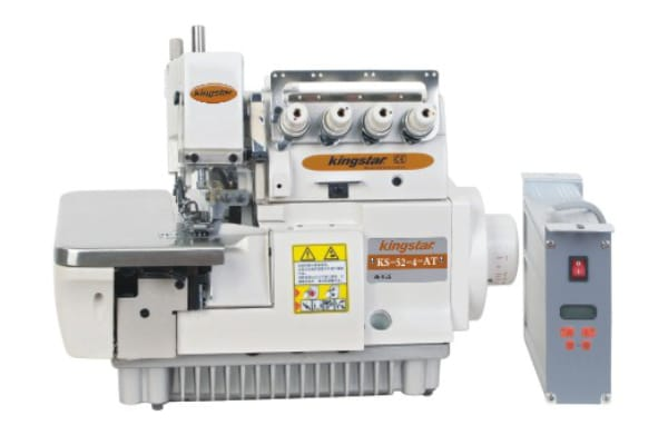 KES-3200-4-AT High Speed Direct Drive Overlock